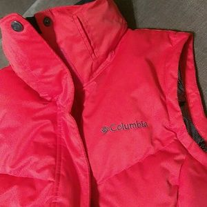 Columbia Puffer Vest